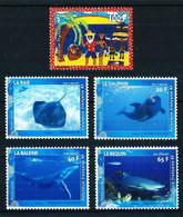 Polinesia Francesa Nº 823-824/7 Nuevo - Ungebraucht