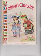 """LIBRO EDITRICE """" PICCOLI """" :N. COLLANA IL MONDO  ;  ALLEGRI CINESINI   .  ILLUSTRATO DA  MARIAPIA - Teenagers & Kids"""