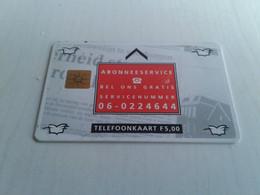 Netherlands -  Mint Private Phonecard CRD056 - Non Classés