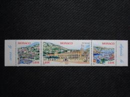 MONACO2005 Y&T N° 2518 à 2520 ** - 1re FETE NATIONALE SOUS LE REGNE DE ALBERT II - Nuovi