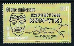Polinesia Francesa Nº 814 Nuevo - Ungebraucht