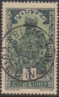 Haute Volta - Abidjan Sur N° 43 (YT) N° 43 (AM). Oblitération. - Oblitérés