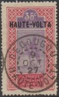 Haute Volta - Dedougou Sur N° 10 (YT) N° 10 (AM). Oblitération De 1927. - Oblitérés