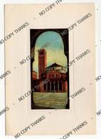 TORCELLO - Venezia - Dandolo Bellini - Collezione I Campanili D'Italia - Arte Pittura - Contemporanea (a Partire Dal 1950)