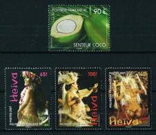 Polinesia Francesa Nº 808-811/13 Nuevo - Ungebraucht