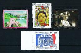 Polinesia Francesa Nº 800-801/2-803 Nuevo - Ungebraucht