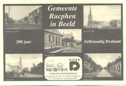 Rucphen, Gemeente Rucphen In Beeld   (Een Raster Op De Kaart Is Veroorzaakt Door Het Scannen; De Afbeelding Is Helder) - Unclassified