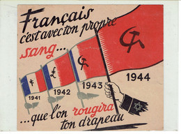 PROPAGANDE - GUERRE 39/45 - TRACT - 1940 - Documents