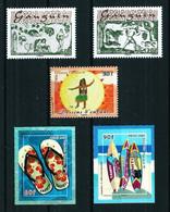 Polinesia Francesa Nº 795/6-797-798/9 Nuevo - Ungebraucht