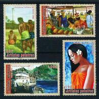 Polinesia Francesa Nº 791/4 Nuevo - Ungebraucht