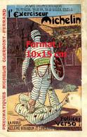 Reproduction Photographie D'une Affiche Anciennel'exerciseur Michelin Pneumatiques Michelin Clermont-Ferrand - Reproductions