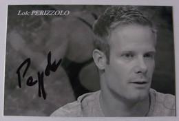 Loïc PERIZZOLO - Dédicace - Hand Signed - Autographe Authentique - Cycling