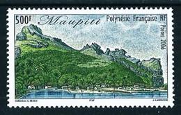 Polinesia Francesa Nº 766 Nuevo - Ungebraucht