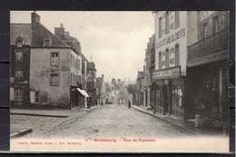 CPA 50    Montebourg    ( Ref 50 - 1004) La Rue De Carentan - Unclassified