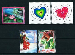 Polinesia Francesa Nº 761-762/3-764/5 Nuevo - Ungebraucht