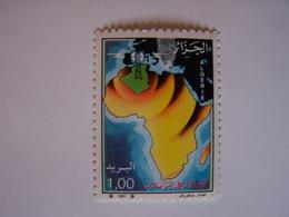 ALGERIE 1987 NEUF JOURNEE DES TELECOMMUNICATIONS - Algérie (1962-...)
