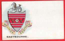 SUSSEX  EASTBOURNE     HERALDIC   CREST - Eastbourne