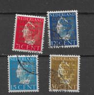 1940 USED Nederland Dienst D16-19 - Officials