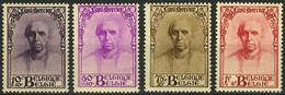 België 342/45 ** - Kardinaal Désiré Joseph Mercier - Cardinal Mercier - 4 Kleine Waarden - 4 Petits Valeurs - Unused Stamps