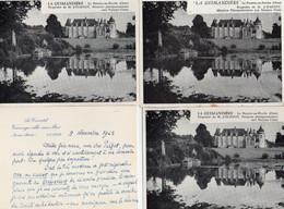 ~~ Lot De 7 Courriers (avec Autographes) écrits Par Maurice D' Hartoy ( écrivain, Politique,ancien Combattant) - Autografi