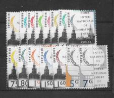 1989 MNH Nederland Dienst D44-58 - Officials