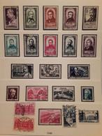 FRANCE ANNEE 1948 793/822 Oblitérés . Manque 806/813 - Gebraucht
