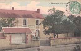 28 3 PERONVILLE La Mairie - Other Municipalities