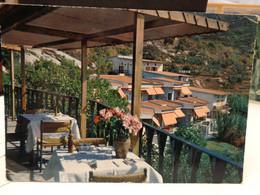 Cartolina Hotel Baia Spiaggia Di Cavoli Isola D'Elba Prov Livorno - Livorno