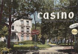 25 - Besançon - CPSM - Beau Cliché De L'Hôtel Des Bains - Le Casino - Besancon