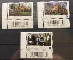 België Zegel Nr 4092 - 4094 Gestempeld/used Zeer Mooie Stempel - Usati
