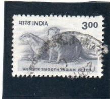 INDE   République  2000  Y.T. 1534 à 1537  Incomplet  Oblitéré - Used Stamps