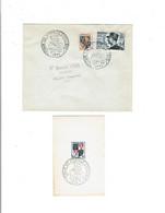 Tour De France 1954 12 MILLAU (13ème étape) PARIS Arrivée (1er Aout 1954) S/ Fragment  Cyclisme 1163 - Gedenkstempel