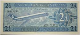 Antilles Néerlandaises - 2,5 Gulden - 1970 - PICK 21a - NEUF - Nederlandse Antillen (...-1986)