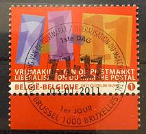 België Zegel Nr 4089 Gestempeld/used Zeer Mooie Stempel - Usati