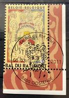 België Zegel Nr 4104 Gestempeld/used Zeer Mooie Stempel - Usati