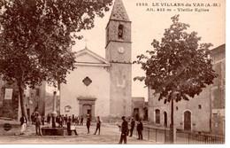06VIL2 - LE VILLARD Du VAR ,  Vieille église - Other Municipalities