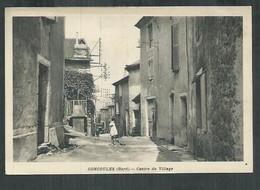 Gard. Concoules Le Centre Du Village - Other Municipalities