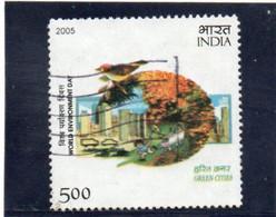 INDE   République  2005  Y.T. 1856  Oblitéré - Used Stamps