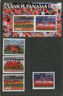 2019 PANAMA - Football - 2018 – Rusland