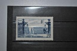France 1948 Y&T 822 Nancy MH - Neufs