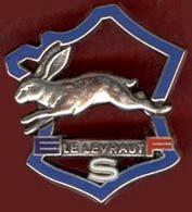 ** BROCHE  E. S. F.  LE  LEVRAUT ** - Sport Invernali