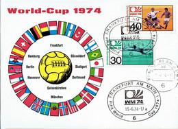 Germany - Sonderstempel / Special Cancellation (f824) - 1974 – West-Duitsland