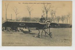 AVIATION - CHATILLON SUR LOIRE - Aéroplane Militaire Piloté Par Le Lieutenant GRANDRY - ....-1914: Precursors