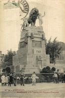 ZARAGOZA MONUMENTO A LA EXPOSICIÓN HISPANO FRANCESA    ZARAGOZA ARAGON ESPAÑA ESPAGNE - Zaragoza