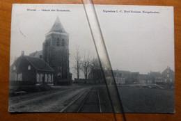 Wortel Inkom Der Gemeente Met Tramlijn 1908  * - Hoogstraten