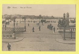 * Antwerpen - Anvers - Antwerp * (Héliotypie De Graeve - Star, Nr 334 2664) Vue Sur L'Escaut, Zicht Op De Schelde, Old - Antwerpen