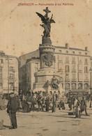 ZARAGOZA MONUMENTO A LOS MÁRTIRES   ZARAGOZA ARAGON ESPAÑA ESPAGNE - Zaragoza