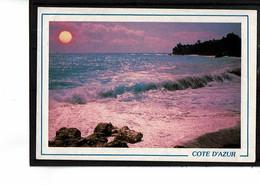 06 - COTE D'AZUR - Coucher De Soleil - 7224 - Other Municipalities