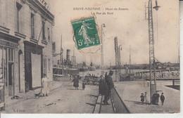 SAINT NAZAIRE - Place Du Bassin - La Rue Du Port  PRIX FIXE - Saint Nazaire