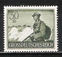 Reich N° 803 Neuf * - Unused Stamps